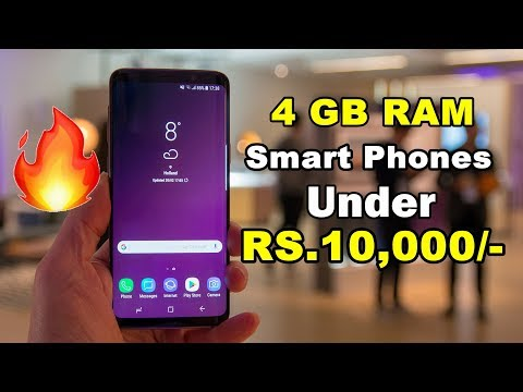 best 4gb RAM smartphones under 10,000 rupees 2018 |  Trending Techy