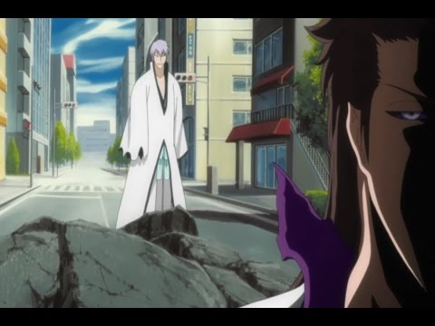 Sosuke Aizen vs Gin Ichimaru and Humans | Full Fight