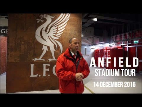 The Anfield Stadium Tour: a Short Visit to The Home of Liverpool FC  | Antragama's VOURNAL #7