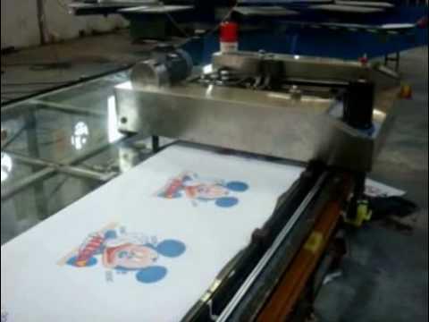 how to work printer machine