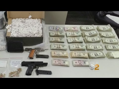 Big Heroin Bust In Westchester County