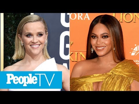 Beyoncé Rocks Matching Sparkly Looks With Daughter Blue Ivy At The Lion King Premiere | PeopleTV from YouTube · Duration:  3 minutes 7 seconds
