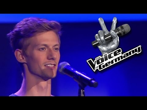 Sing - Ed Sheeran | Gregor Jonas | The Voice | Blind Audition 2014