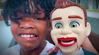 Toy Story 4  Benson Dummy, Gabby Gabby Missing!