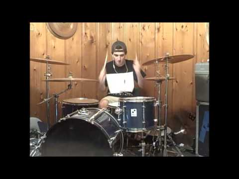 Just Like You Said - The Story So Far - Nick Farris (Drum Cover)
