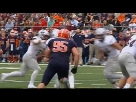 9/24/16 - Football - UW-La Crosse 41, Carroll 7