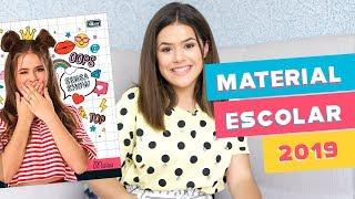 MATERIAL ESCOLAR 2019 - MAISA