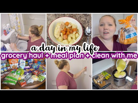 a-day-in-my-life-|-walmart-grocery-haul-fail-and-clean-with-me!