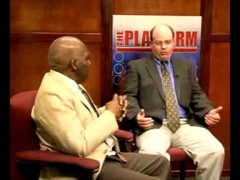 Dr. Robert Murphy Interview on Platform TV Show, Part 1