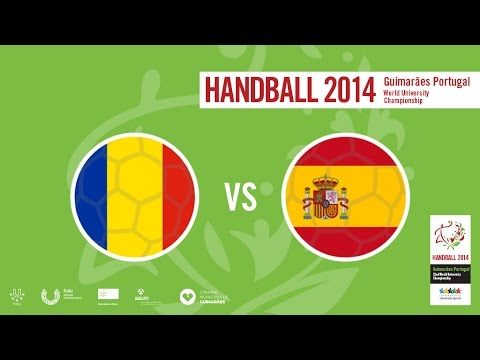 Romania vs Spain | Female | Quarter-Final 1 | Multiusos Sports Hall