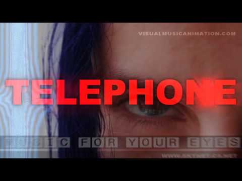 "Lady Gaga ""Telephone"" Karaoke version"