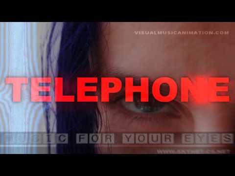 "Lady Gaga ""Telephone"" Karaoke version"