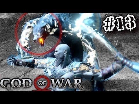 NOT MY BARK-BARK! GOD OF WAR 4 (2018) Gameplay #13