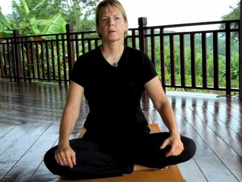 Meditation - Pam Sterling - The Spa Resort, Chiang Mai, Thailand