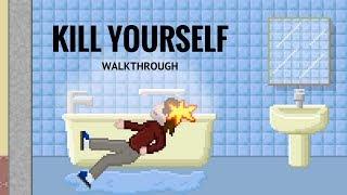 KILL YOURSELF GAME WALKTHROUGH