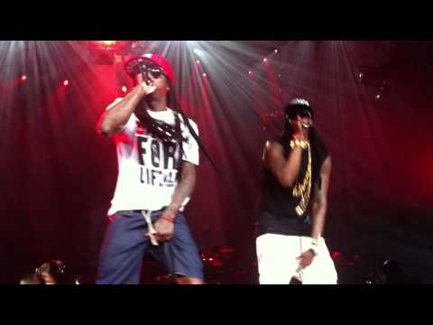 Lil Wayne & 2 Chainz - Bands A Make Her Dance (Live in Nashville)