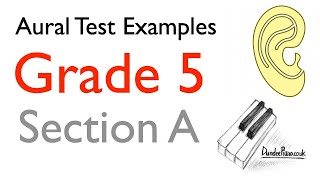 Aural Test Examples: Grade 5 ABRSM - Section A