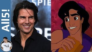 5 Cartoon Characters Based On Real People!