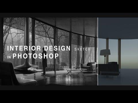 Interior Design Sketch Tutorial