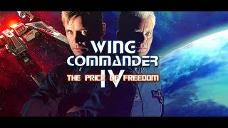 Wing Commander 4: The Price of Freedom (Game movie, no commentary)