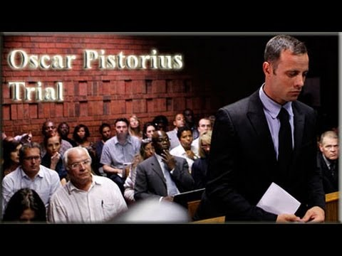 Oscar Pistorius Trial: Monday 3 March, Session 2
