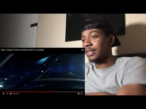 AMERICAN REACTS TO Nines - Trapper Of The Year (Official Video) Ft. Jay Midge