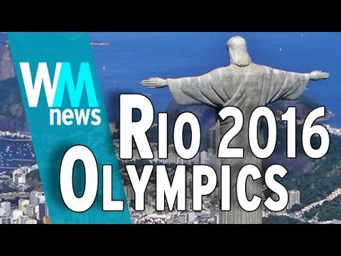 Top 10 Rio 2016 Olympics Facts - WMNews