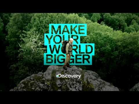 Welkom op het YouTube-kanaal van Discovery