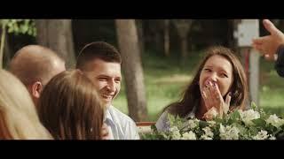 Стильная свадьба на природе в кругу друзей