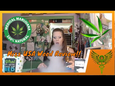 Miss USA Weed Review From @VenomExtracts And @MetroMeds