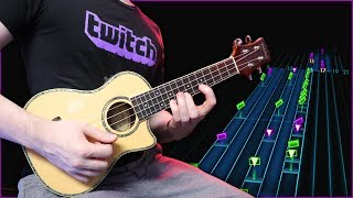Rocksmith but its with a Ukulele