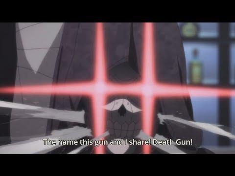 Sword Art Online II Scene - Meet Death Gun [Eng Sub]
