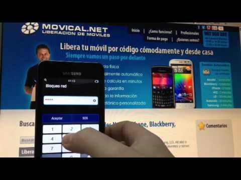 Liberar Samsung Wave M S7250 - GT-S7250D por código