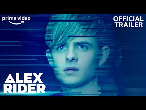 Alex Rider | Official Trailer | Prime Video