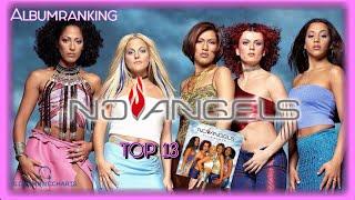 NO ANGELS - ELLE'MENTS | TOP 13 | ALBUMRANKING | ILMC