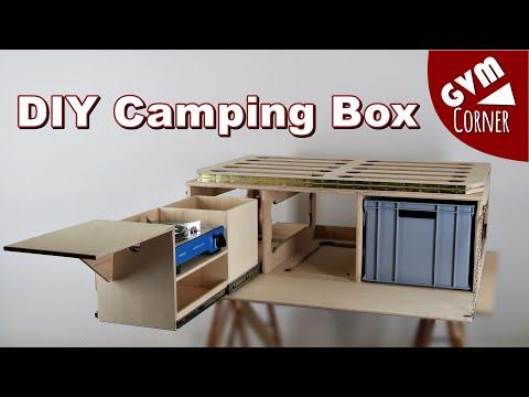 DIY Camping Box - GVM-Corner