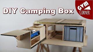 DIY Camping Box