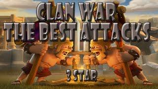 Besten RH8 und RH9 Angriffe Clanwar | Let´s Play CoC/ Clash of Clans | Deutsch/ German