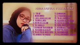Nissa Sabyan Full Album I Tirof MP3
