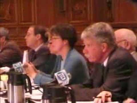 12-3-07 CT Supreme Court Hearing on Ethics- Raw Footage 2