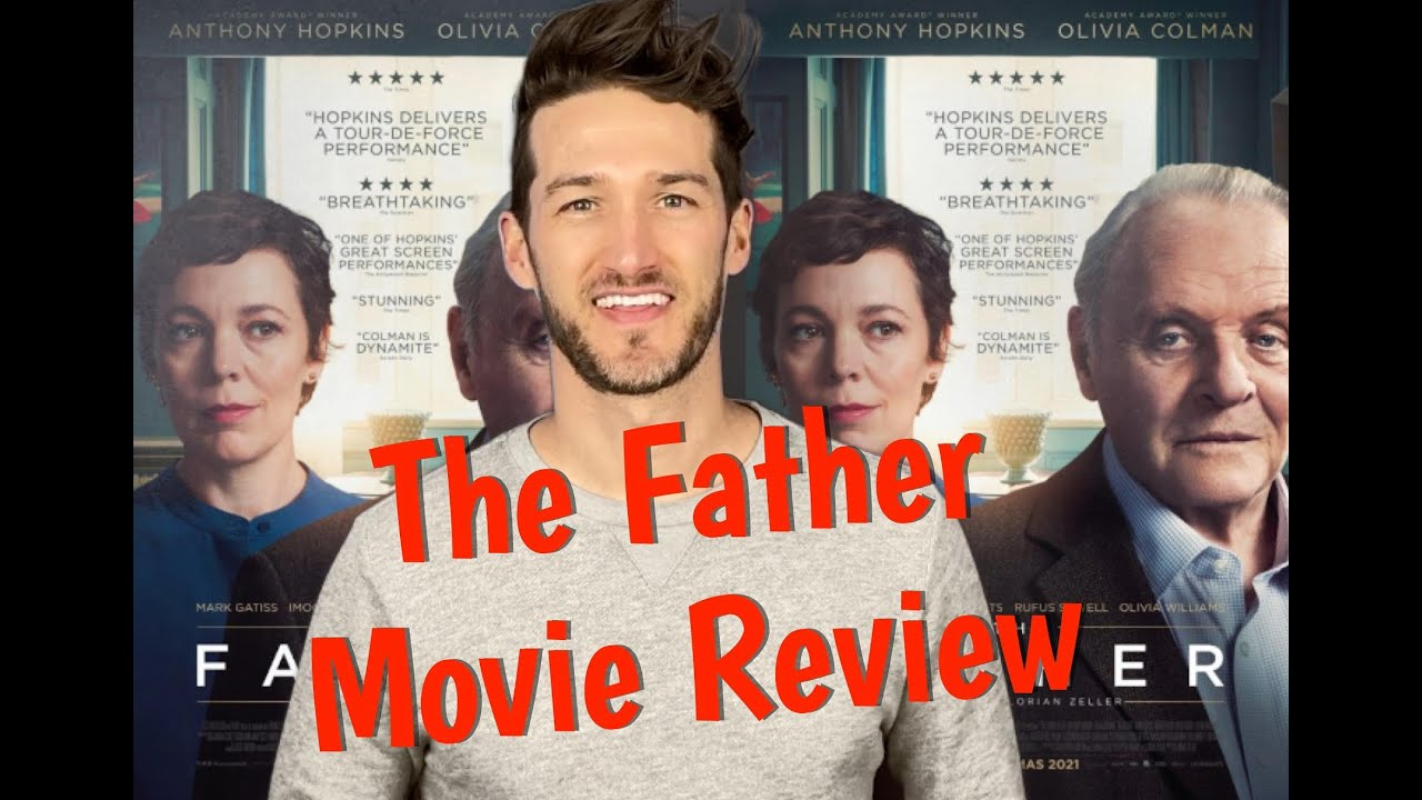 The Father Movie Review #TheFatherMovie #TheFather