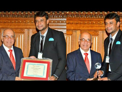 British Parliment gives award to Kannada Actor Darshan on oct 19th
