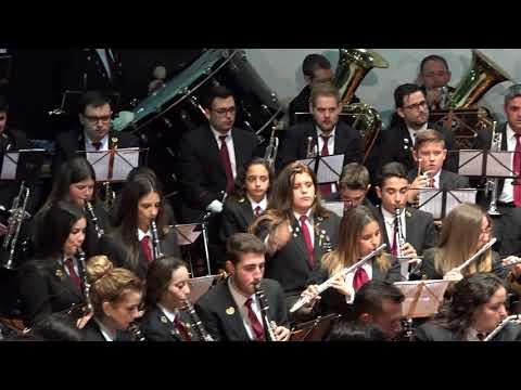 MI AMARGURA   .   BANDA DE LA ESCUELA  MUNICIPAL  DE MUSICA  DE  LA  MESAS