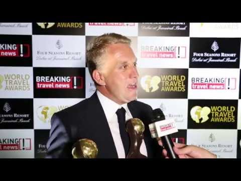 James Wyndham, vice president, guest relations, Atlantis The Palm Dubai