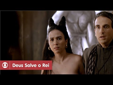 Deus Salve O Rei: capítulo 58 da novela, sexta, 16 de março, na Globo