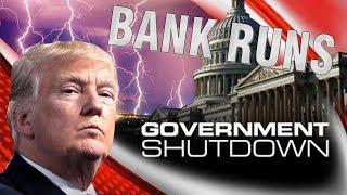 WARNING STOCK MARKET 🔴 Possible Bank Runs At Wells Fargo After Shares Plummet In Feb End 2019
