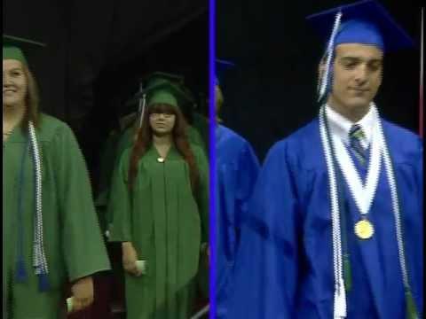 Green Valley High School Class of 2011 Graduation