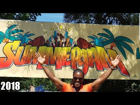 Tha Jamaican Vegan At Summer Jam Festival 2018   Köln   Germany   Part-1