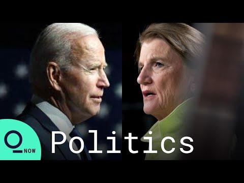 Biden to Meet With GOP Senator Capito Wednesday on Infrastructure Plan