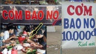 Sự thật r.ợ.n g.á.y về quán cơm 'bao no' ở Sài Gòn
